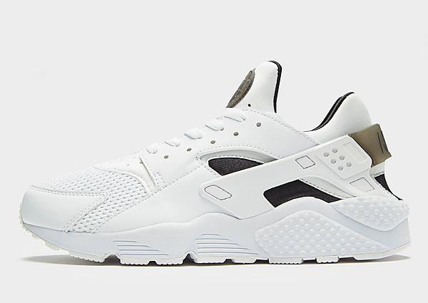 Nike Nike Air Huarache - White/Black - Mens SOLEHEAVEN