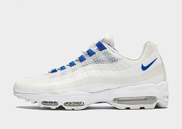 da20619fcdb Nike Nike Air Max 95 Ultra SE - White Purple - Mens at Soleheaven ...