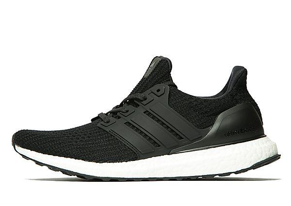 black and white ultra boost mens