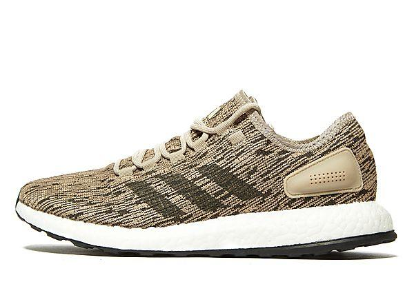 Buy Adidas adidas Pure Boost - Khaki/Brown - Mens JD Sports online now at Soleheaven Curated Collections