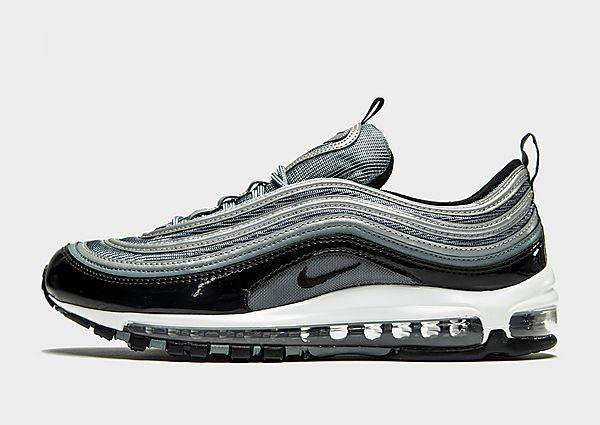 Nike Nike Air Max 97 OG - Grey/Black - Mens SOLEHEAVEN