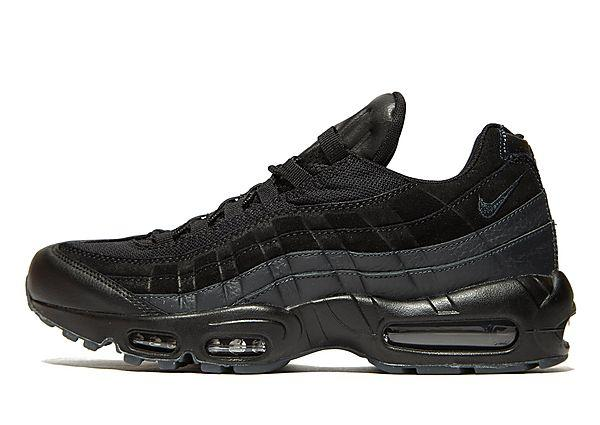 Buy Nike Nike Air Max 95 Essential - Black - Mens JD Sports online now at Soleheaven Curated Collections