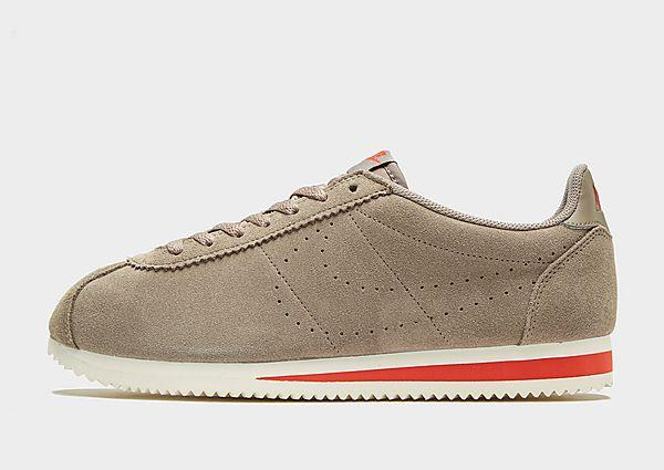 Buy Nike Nike Cortez Suede - Green/Red - Mens JD Sports online now at Soleheaven Curated Collections