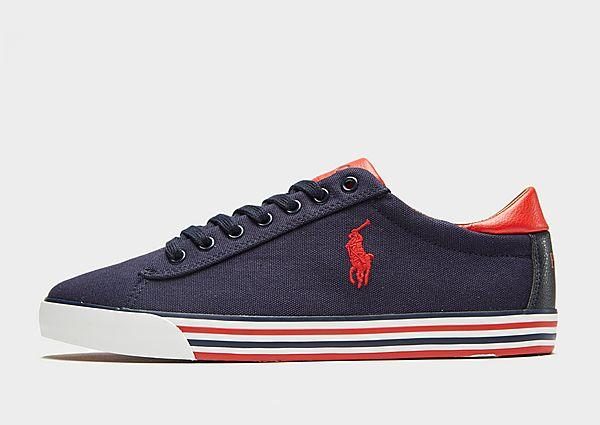 Polo Ralph Lauren Polo Ralph Lauren Harvey - Navy Blue - Mens SOLEHEAVEN