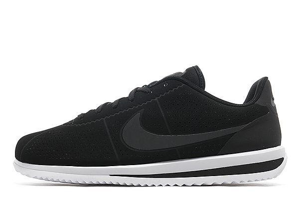 Nike Cortez Ultra Moire - Black/White - Mens