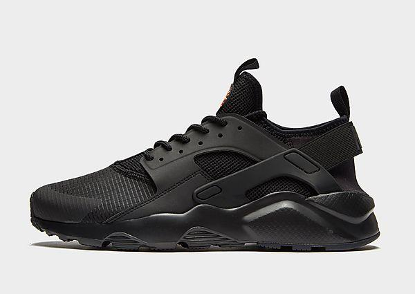 timeless design f6725 13f05 Nike Air Huarache Ultra - Black Orange - Mens
