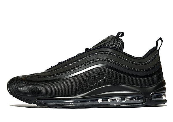 Nike Nike Air Max 97 Ultra - Black - Mens SOLEHEAVEN