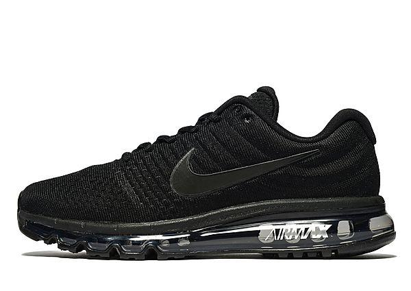 Nike Air Max 2017 - Black - Mens