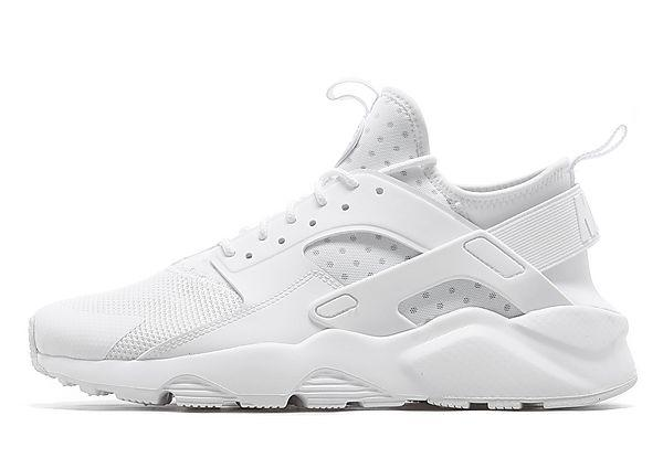 Nike Nike Air Huarache Ultra - White - Mens SOLEHEAVEN