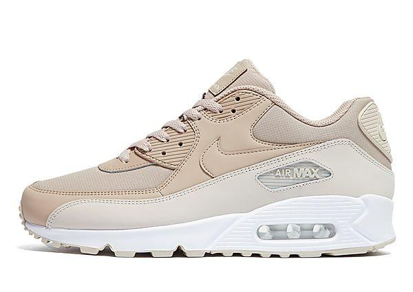 Nike Nike Air Max 90 Essential - Sand/White - Mens SOLEHEAVEN
