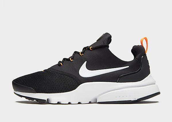 Nike Air Presto Fly 'Just Do It' - Black/Orange - Mens