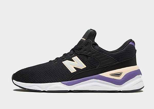 New Balance New Balance X-90 - Black/Purple - Mens SOLEHEAVEN