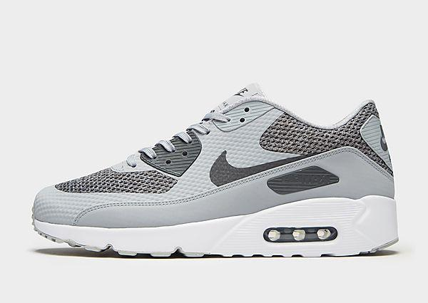 newest cbe56 8fa53 Nike Air Max 90 Ultra 2.0 - Grey White - Mens