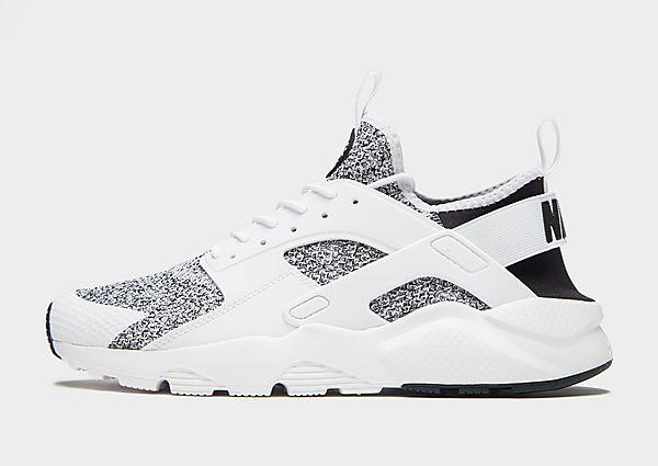 Nike Nike Air Huarache Ultra SE - White/Black - Mens SOLEHEAVEN