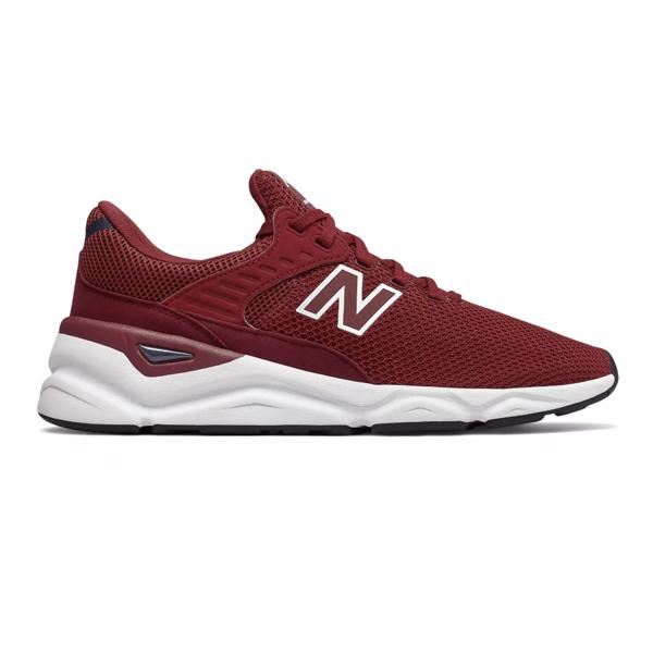 Buy New Balance New Balance X-90 'Burgundy' New balance 'exclusive' online now at Soleheaven Curated Collections