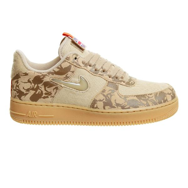 Nike Nike Air Force 1 Low Jewel 'Hemp Military Brown' SOLEHEAVEN