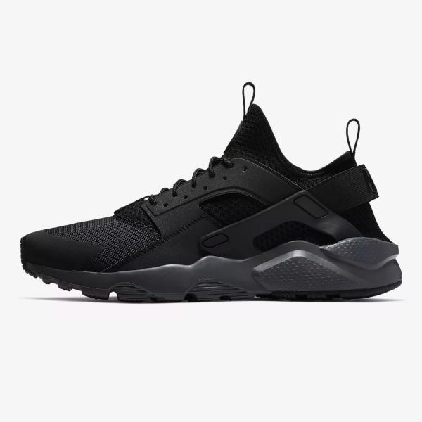 Nike Air Huarache Run Ultra 'Triple Black'