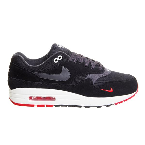 Nike Nike Air Max 1 Premium 'Black / Oil Grey' SOLEHEAVEN