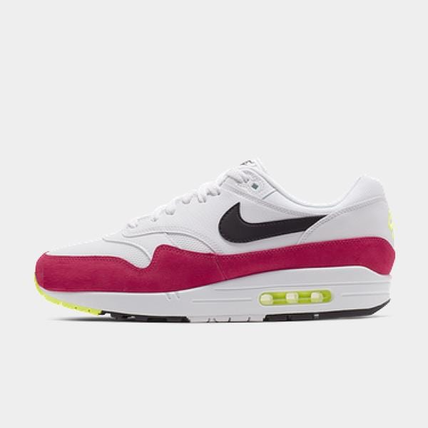 newest 93477 df2ea Nike Nike Air Max 1 Rush   Volt SOLEHEAVEN