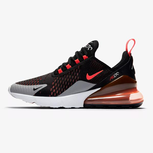 Nike Air Max 270 'Black / Hyper Crimson'