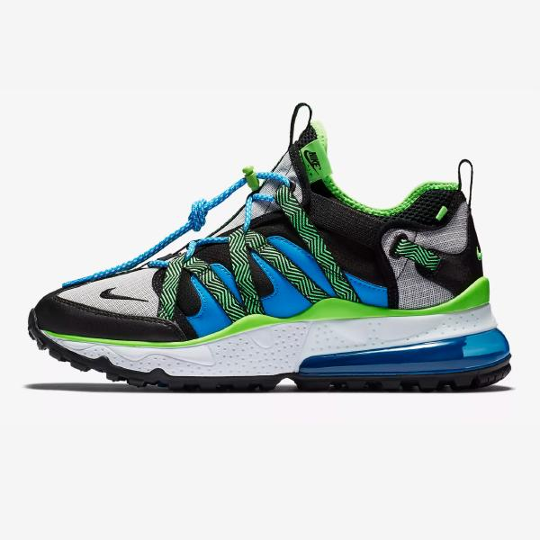 Nike Air Max 270 Bowfin 'Black / Photo Blue'