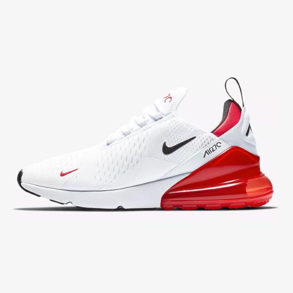 Nike Nike Air Max 270 'White Uni Red' at Soleheaven Curated Collections