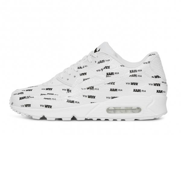 Nike Air Max 90 PRM 'White/Black'