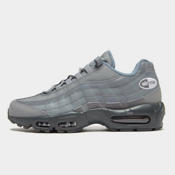 62aabebe307 Nike Nike Air Max 95 Essential  Medium Grey  SOLEHEAVEN