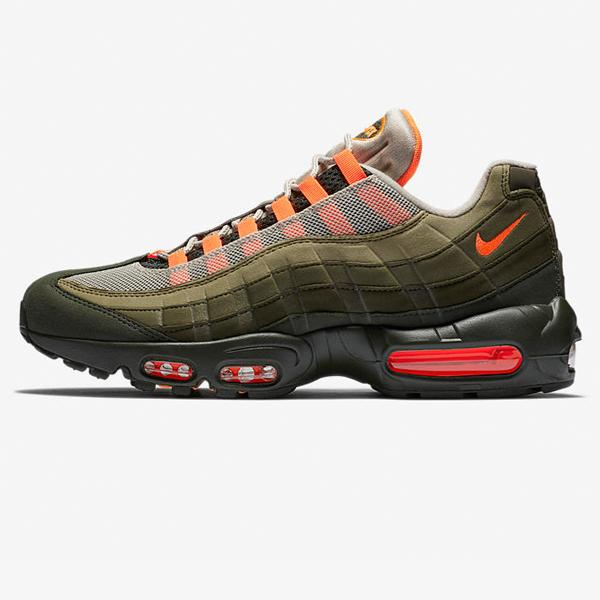 Buy Nike Nike Air Max 95 OG 'Total Orange' JD SPorts online now at Soleheaven Curated Collections