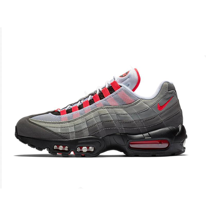 timeless design 29a33 f66b0 Nike Nike Air Max 95 OG 'Solar Red' at Soleheaven Curated Collections