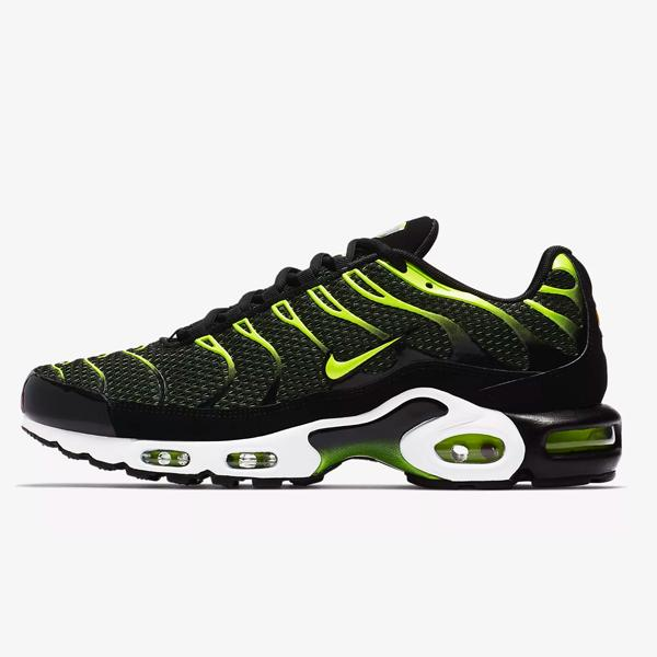 nouveau style 6f567 bde56 Nike Nike Air Max Plus 'Black / Volt' at Soleheaven Curated Collections