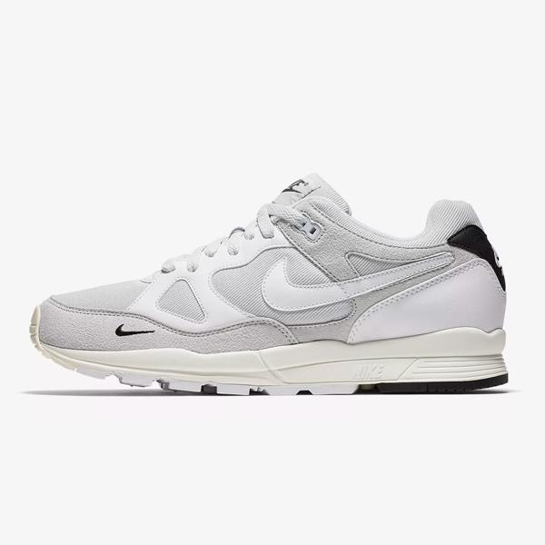 low priced 17718 1d8d5 Nike Nike Air Span II SE  Pure Platinum  SOLEHEAVEN
