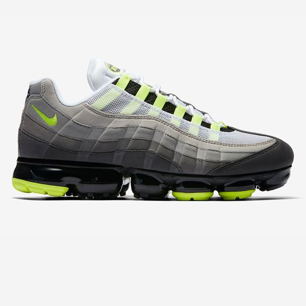 da2606a9b7 Buy Nike Nike Vapormax 95 'Neon' Size? online now at Soleheaven Curated  Collections