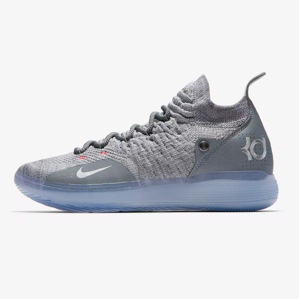 Nike Nike Zoom KD 11  Cool Grey  at Soleheaven Curated Collections 184cf3394
