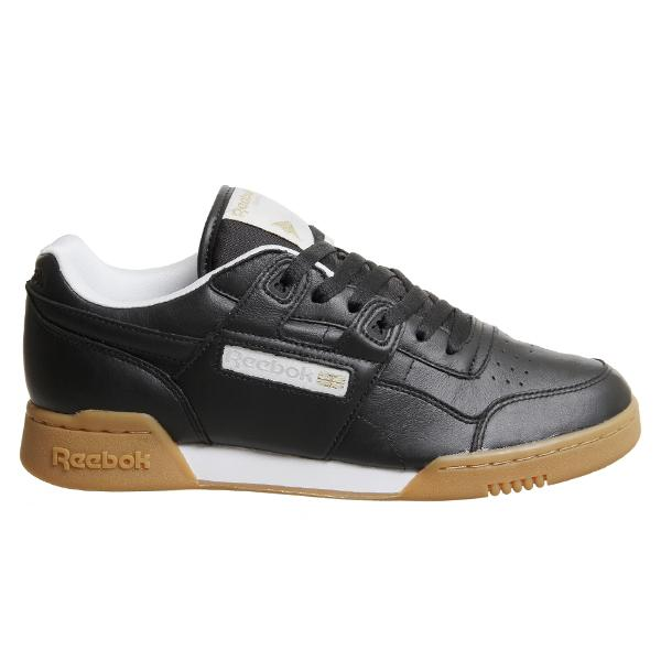 Reebok Workout Plus 'Black / Gum'