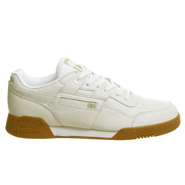 Reebok Reebok Workout Plus 'Chalk / Gum' SOLEHEAVEN
