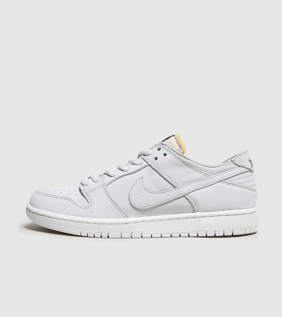 Buy Nike SB Nike SB Zoom Dunk Low Pro Deconstructed, White size? online now at Soleheaven Curated Collections