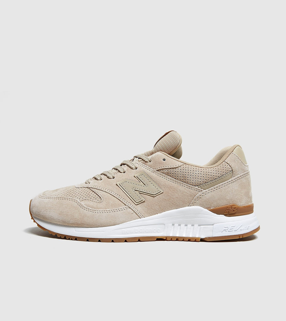 Buy New Balance New Balance 840, Brown/White size? online now at Soleheaven Curated Collections