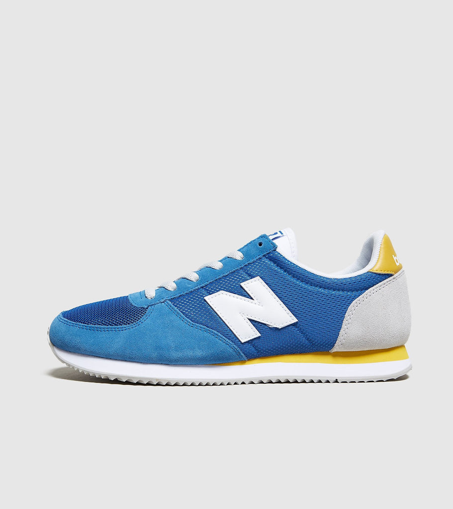 Buy New Balance New Balance 220, Blue/Yellow size? online now at Soleheaven Curated Collections
