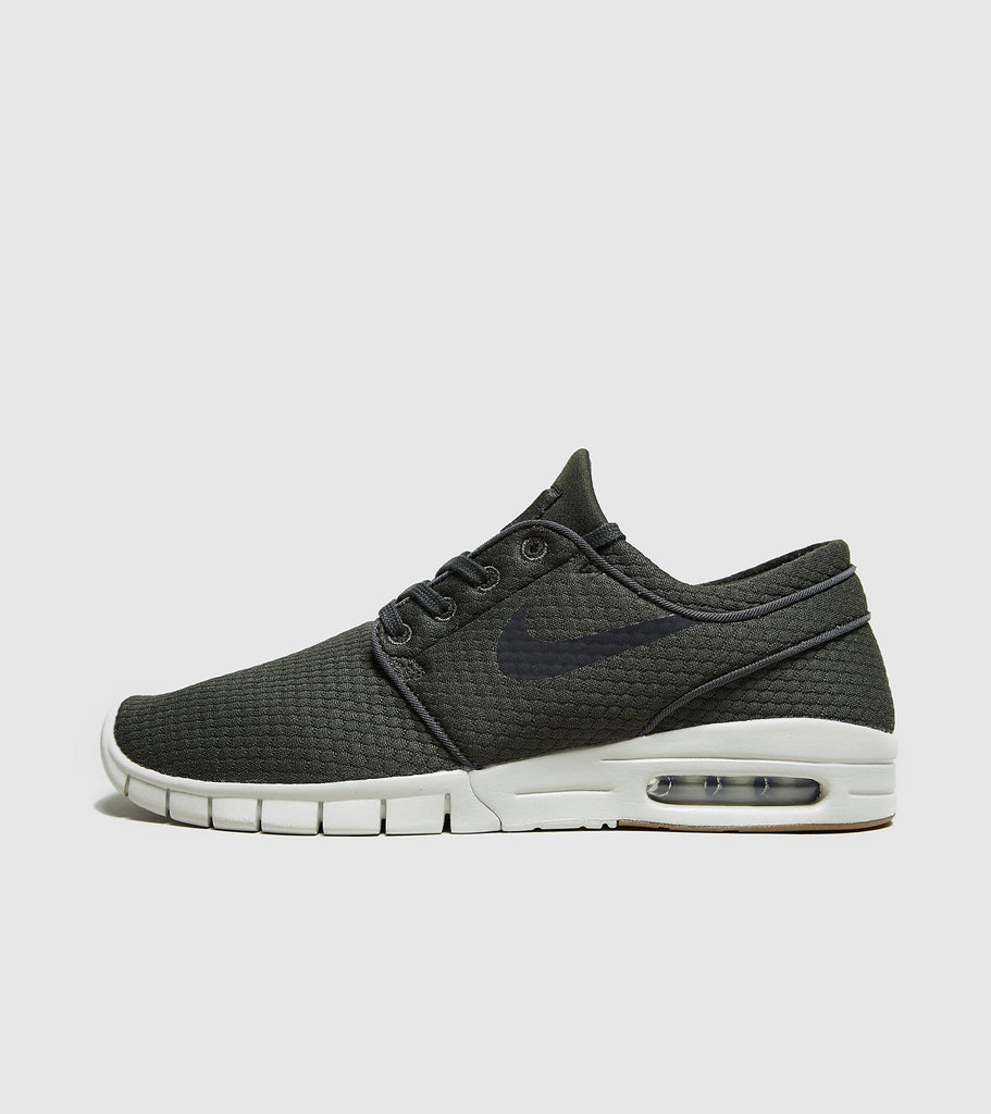 Buy Nike SB Nike SB Stefan Janoski Max, Green/White size? online now at Soleheaven Curated Collections