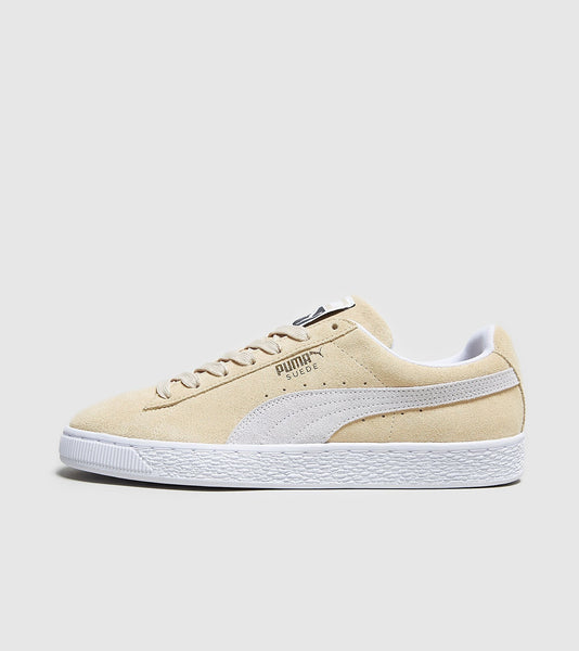 Buy Puma PUMA Suede, Sand/White size? online now at Soleheaven Curated Collections