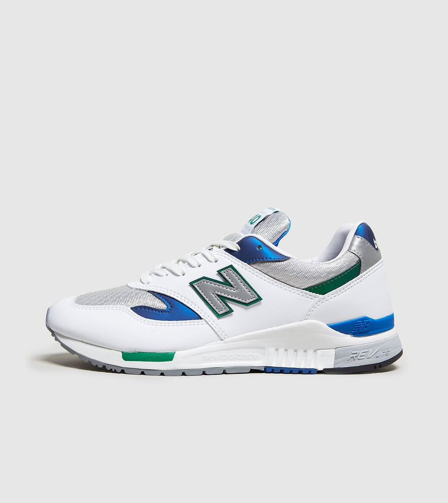 Buy New Balance New Balance 840, White/Blue size? online now at Soleheaven Curated Collections