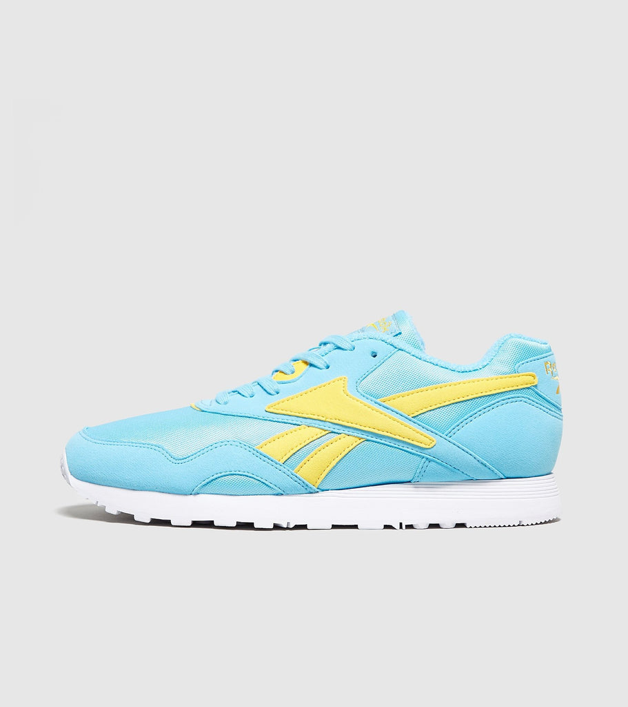 Buy Reebok Reebok Rapide - size? Exclusive, Blue/Yellow size? online now at Soleheaven Curated Collections