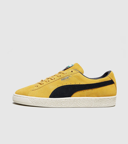 Buy Puma PUMA Suede OG, Yellow/Black size? online now at Soleheaven Curated Collections
