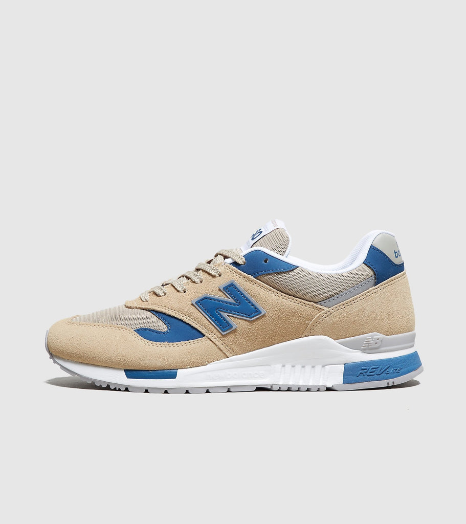 Buy New Balance New Balance 840, Brown/Blue size? online now at Soleheaven Curated Collections