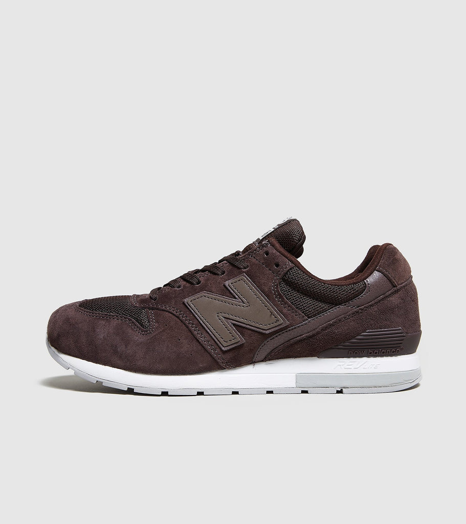 New Balance New Balance 996, Brown/White SOLEHEAVEN