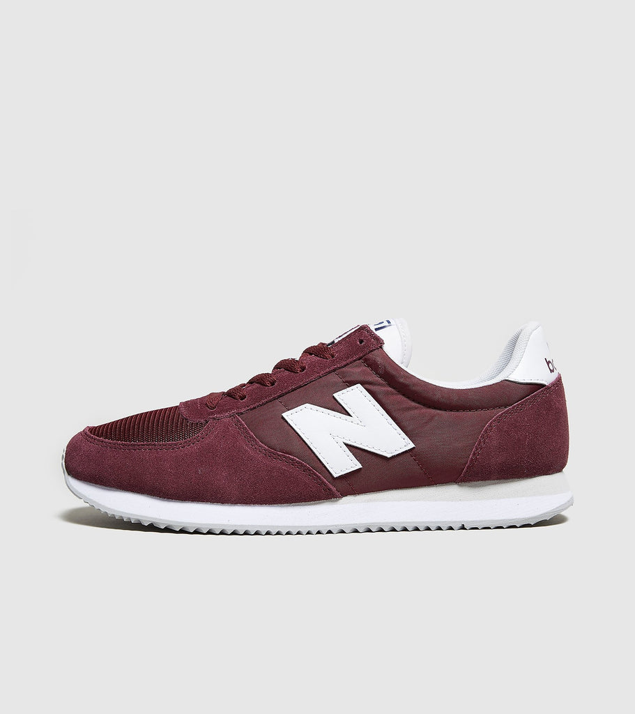 Buy New Balance New Balance 220, Burgundy/White size? online now at Soleheaven Curated Collections