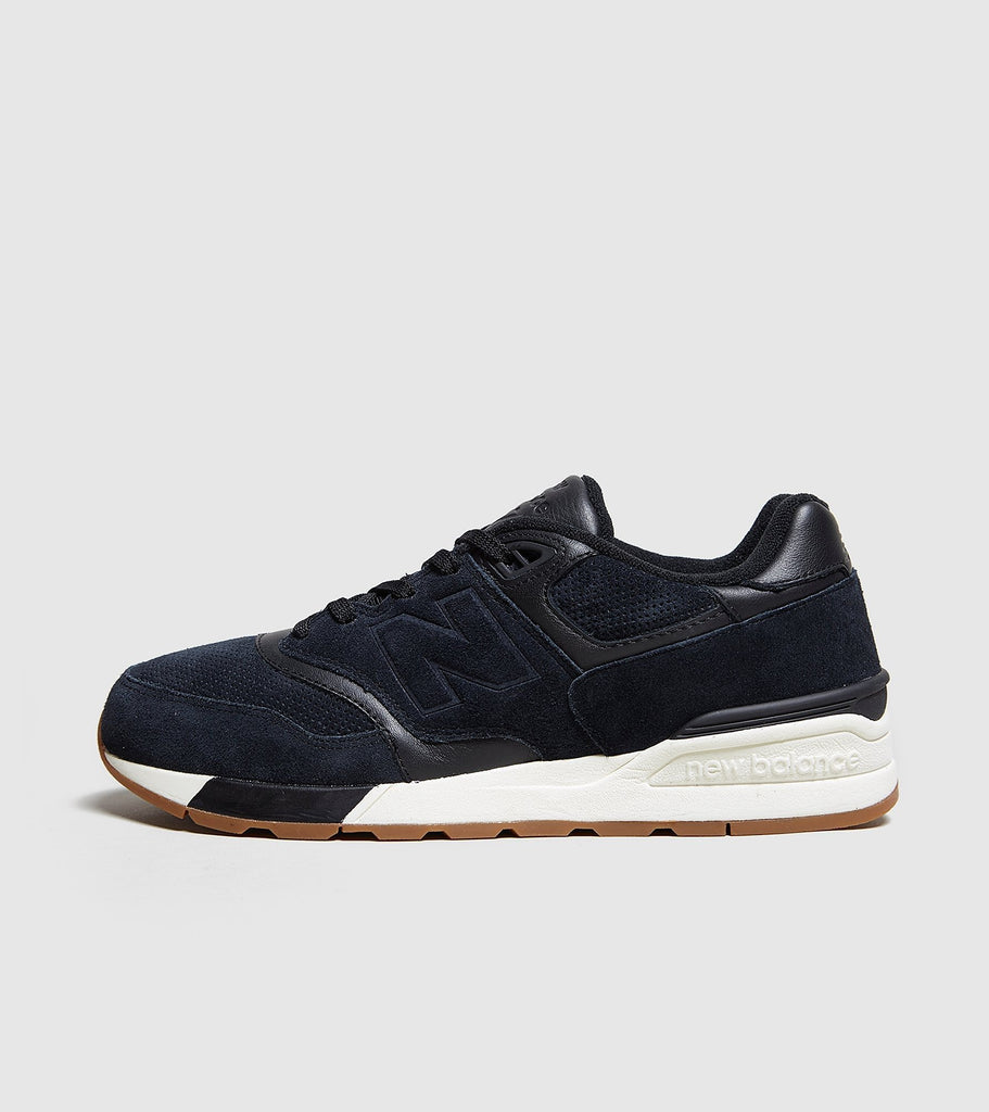Buy New Balance New Balance 597 Suede, Black/White size? online now at Soleheaven Curated Collections