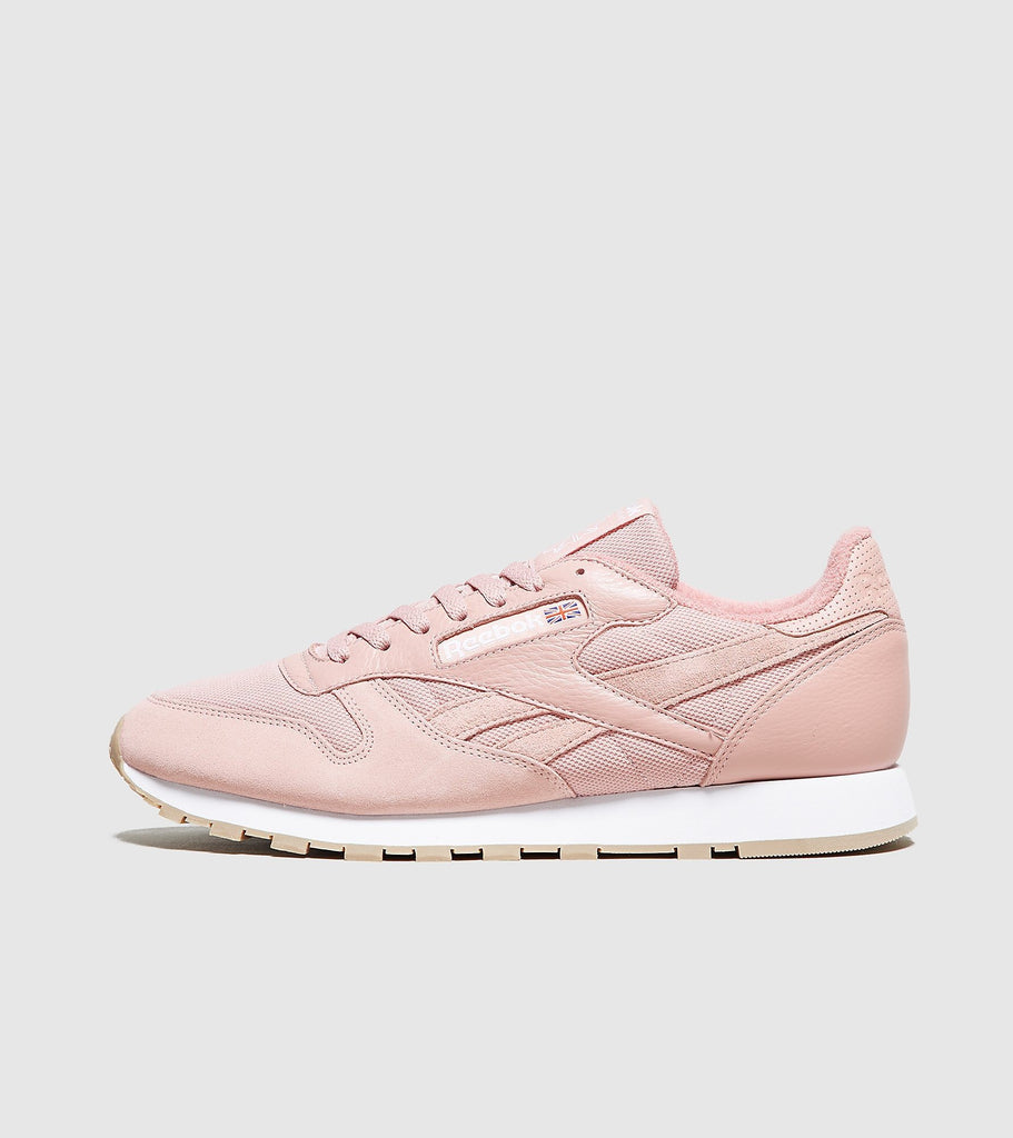 Buy Reebok Reebok Classic Leather, Pink/White size? online now at Soleheaven Curated Collections