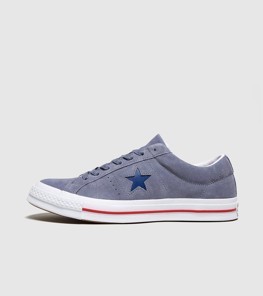 Converse Converse One Star Military, Blue SOLEHEAVEN